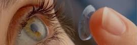 Adaptação de lente de contato