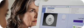 Tomografia de coerência óptica ( OCT )